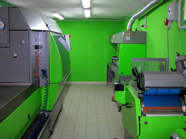Laboratorio verde